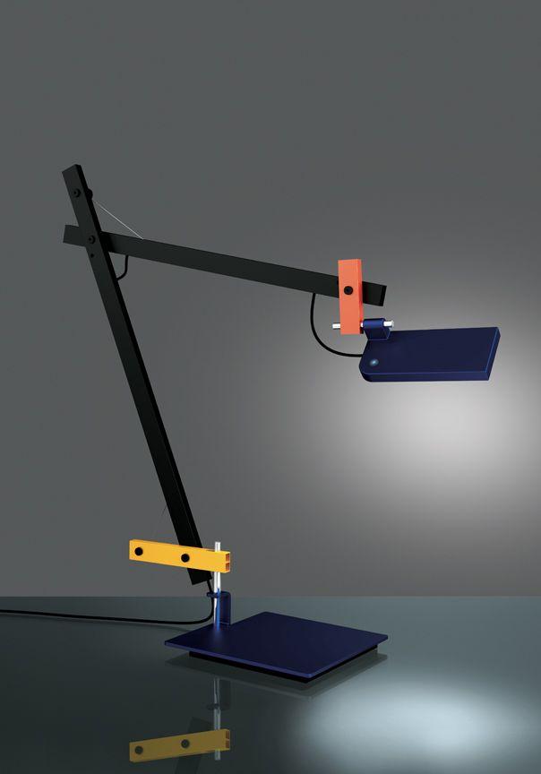 LOTEK table, design by Javier Mariscal  http://bit.ly/l1Arff