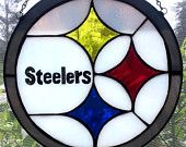 Items similar to NFL Clocks & Suncatchers - Steelers, Ravens, Cowboys, Patriots, Eagles all 32 NFL Teams available - large size on Etsy