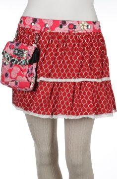 Lilou medium wrapskirt #FairlyTraded #Skirt #OneSize