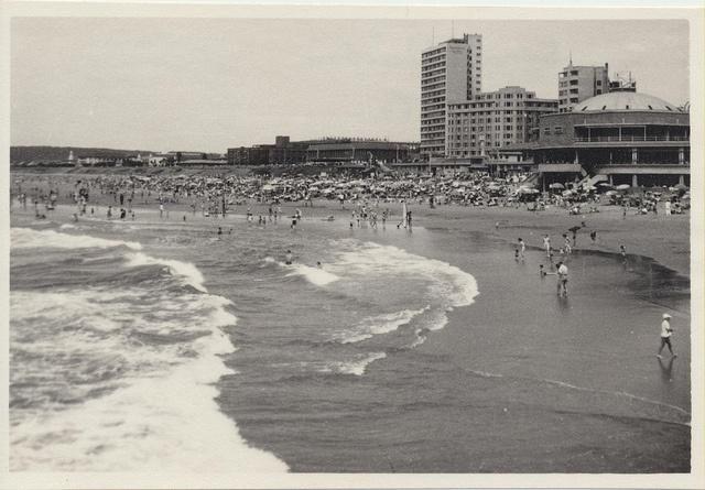 Durban Waterfront February 1954, via Flickr.
