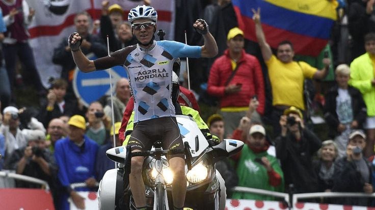 """TOUR DE FRANCE 2016 – Vainqueur en solitaire de la 19e étape, Romain Bardet est passé de la 5e à la 2e place du classement général ce vendredi. Pointé à 4'11"""" de Chris Froome, qui a chuté en fin d'étape, le Français possède 16 secondes d'avance sur le..."""
