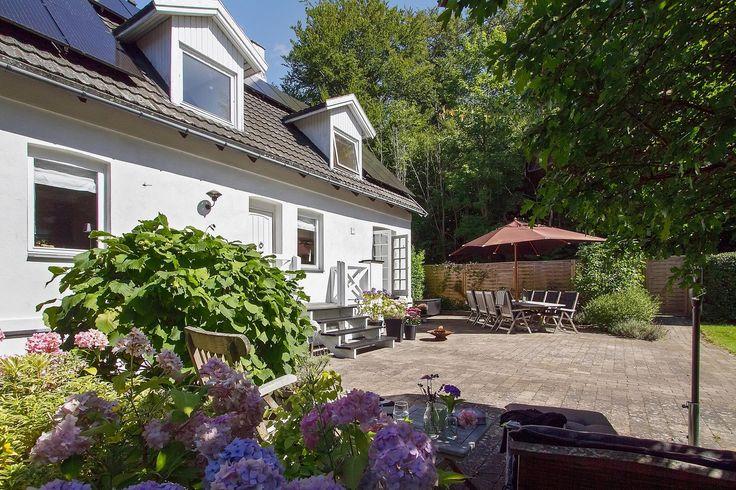 Villa på Marievej i Hillerød - Ejendommen