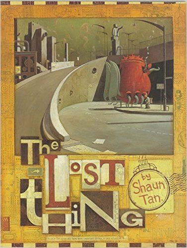 Lost Thing: Amazon.co.uk: Shaun Tan: 9780734411389: Books