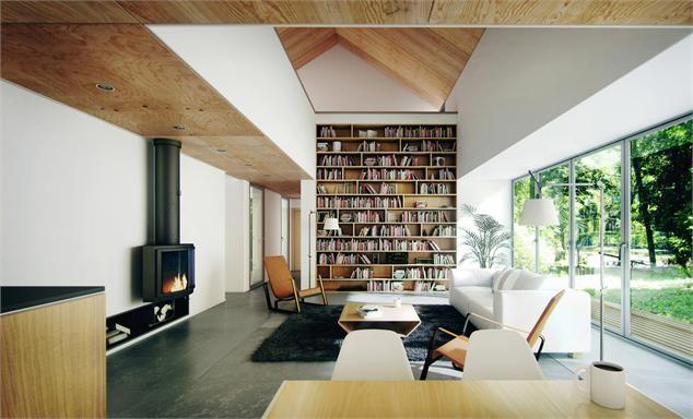 Innovative precision built home