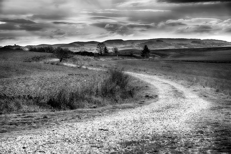 Strade bianche by Giovanni Volpe on 500px