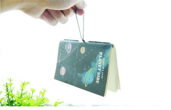 4 шт./лот Кеплер Блокнот Персонализированные Заметки Блокнот Портативный Новая Книга Офис Школьные Принадлежности Подарки купить на AliExpress