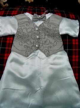 Cherished gowns for Angel Babies UK provide the families of any baby born too late or too soon with a dignified burial gown or angel gowns