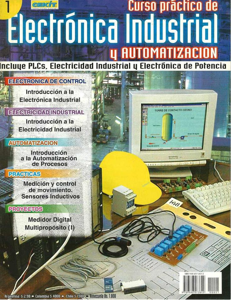 CEK1T - ELECTRONICA INDUSTRIAL Y AUTOMATIZACION - PLC y AUTOMATAS  ► http://rgkit.blogspot.com/2014/07/curso-de-electronica-industrial-y.html AUTOMATIZACION.pdf - Capítulo 4: PLCs o Automatas Programables ► https://drive.google.com/file/d/0B3iQ4jNsoKSIdGtYNUtmaE5IY2M/edit