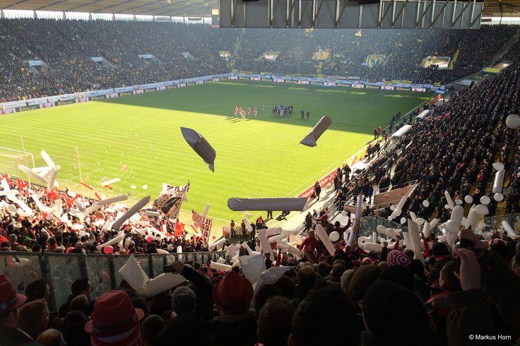 Alemannia Aachen - Rot-Weiss Essen 1:0, 7.2.2015 #RWE #Regionalliga