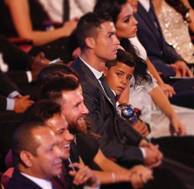 La foto del hijo de Cristiano Ronaldo de la que todos hablan