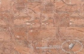 Textures Texture seamless   Spring pink floor marble texture seamless 19137   Textures - ARCHITECTURE - TILES INTERIOR - Marble tiles - Pink   Sketchuptexture