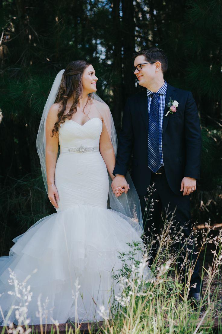 17 best REAL WEDDING - MAJELLA & DAVE images on Pinterest | Bridal ...
