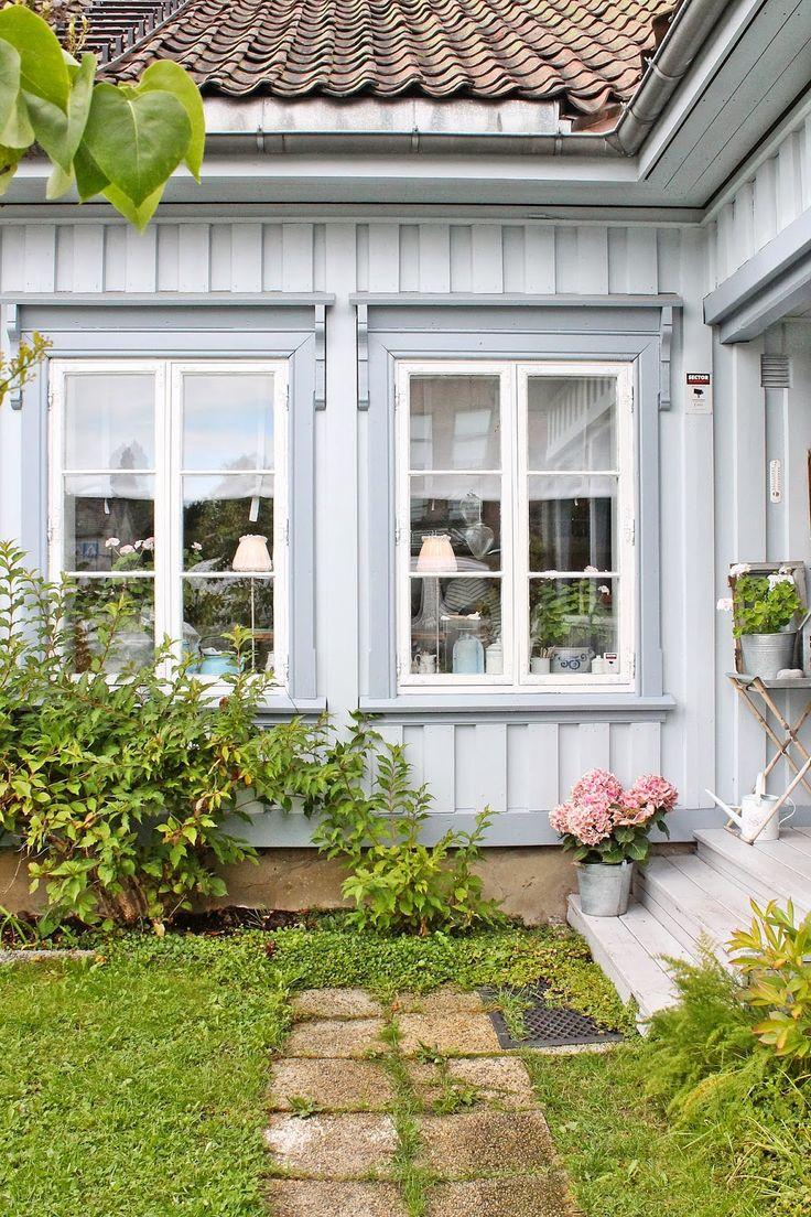 Cottage: Exterior   via Vibeke Design