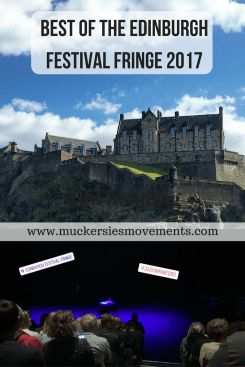 I saw 20 shows in 2017. Here are my picks for the Best of the Edinburgh Fringe. If these shows return for 2018 or are near you then buy tickets!