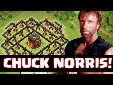 "cool ""THE CHUCK NORRIS- UNDEFEATED DEFENSE STRATEGY "" 