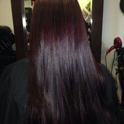 Dark Cherry Chocolate Brown Hair Colorburgandy