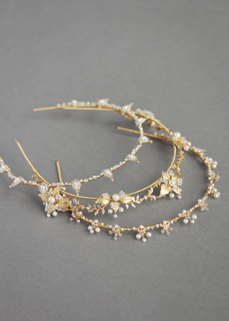 HENRI crown in gold 1