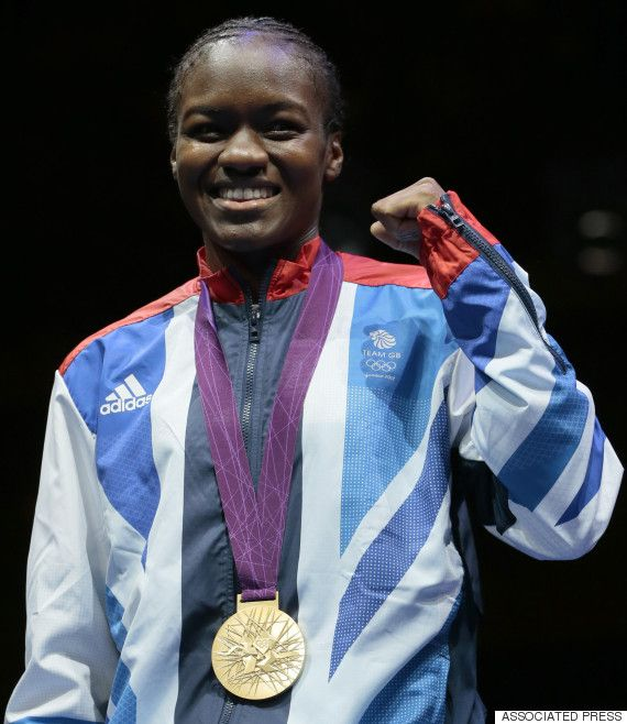 Nicola Adams - Boxing. Flyweight.