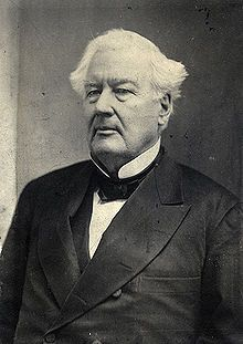 Millard Fillmore (1800 –1874) was the 13th President of the United States (1850–1853) and the last member of the Whig Party to hold the office of president. As Zachary Taylor's Vice President, he assumed the presidency after Taylor's death. Fillmore opposed the proposal to keep slavery out of the territories annexed during the Mexican–American War in order to appease the South and so supported the Compromise of 1850, which he signed, including the Fugitive Slave Act.