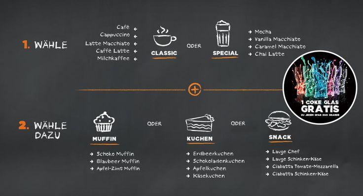 """Es ist wieder soweit: Bei Mc Donalds gibt es wieder Coca-Cola Gläser gratis im Mc Menü. Laut eigener Aussage für einen Zeitraum """"solange der Vorrat reicht"""" gibt es eines von 6 verschiedenen Gläsern im Coca-Cola Design zu den großen Mc Menü. Nicht erhältlich zum McMenü Small, aber in allen teilnehmenden Restaurants und McCafé. Solange derRead More"""