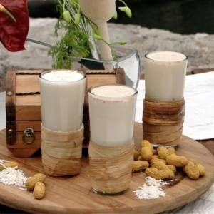 torito de coco y de cacahuate