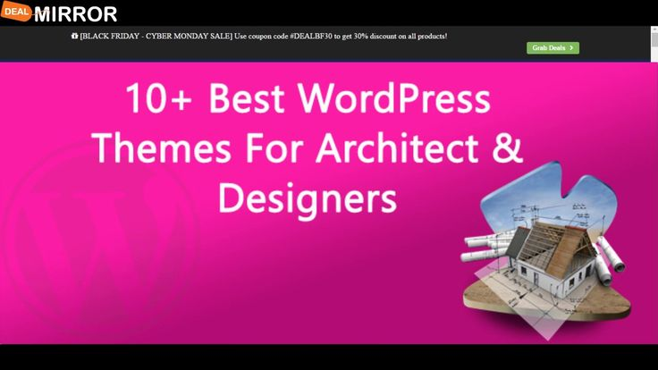Today, we have collected the list of the top 10 WordPress theme for architects to showcase your work, portfolio and promote your services. All these themes awesome and highly customizable to suit your personal and business needs.