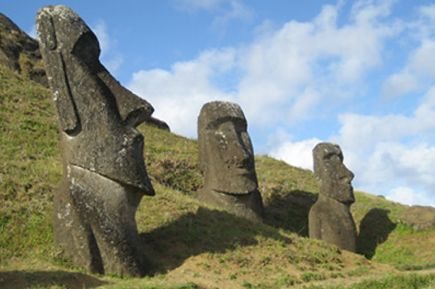 easter island i want to go there
