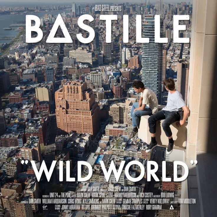 Bastille - Wild World on Limited Edition 2LP September 9 2016 Pre-order