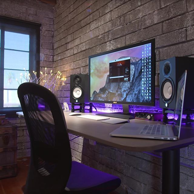 62 Best Home Gaming Office Images On Pinterest Gaming