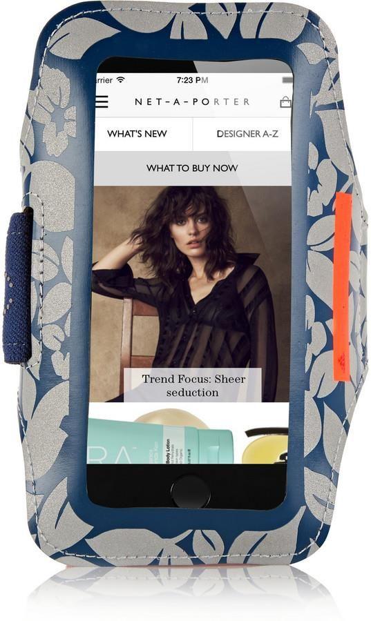 Adidas by Stella McCartney Reflective Media Player Armband Adidas by Stella Mccartney http://www.movetivate.net/r.php?link=150 #fitness #sexy #hot #motivation #progress