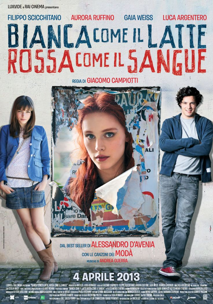 Romantic Italian Drama. Great movie about love, friendship and growing up trough the eyes of a teenager.