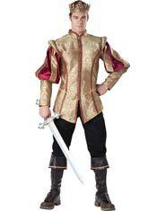 Príncipe de vestuario renacimiento