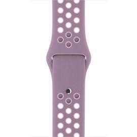 42mm Violet Dust/Plum Fog Nike Sport Band - S/M & M/L  https://store.apple.com/xc/product/MQ2U2AM/A