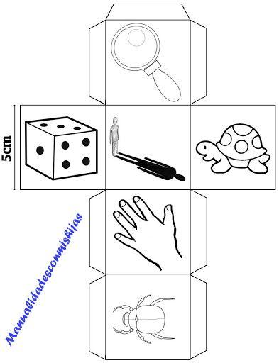 Story cubes caseros - cubo 4