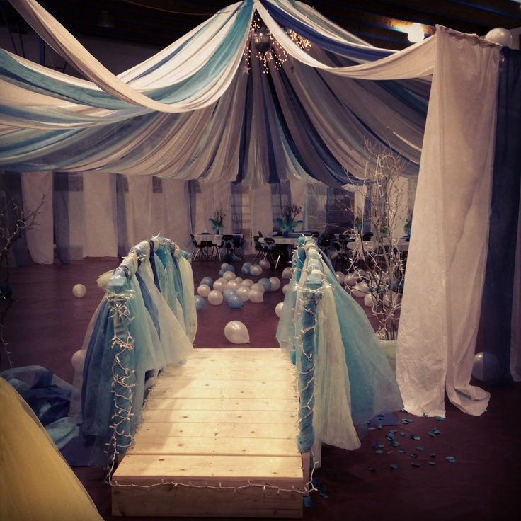 227 best images about dance floor venue decor on pinterest for How can prom venues be decorated