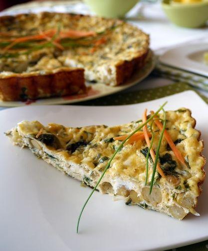 #recipe #recepty #chickpea #omelet #omeleta #lightdish #cícer