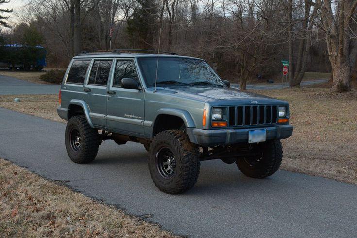 1999 Jeep Cherokee XJ Sport