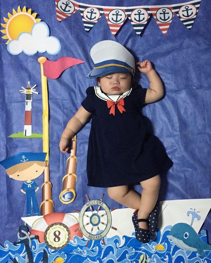 baby sailor yo, ho! ho! aye, aye baby!