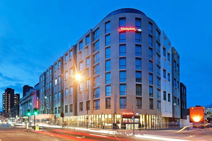 Hotel Review – Hampton by Hilton London Waterloo, London, England