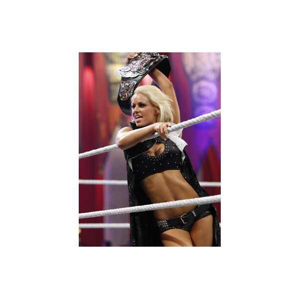 French Portraits // With over 25,000 Maryse Ouellet images for you -... ❤ liked on Polyvore featuring wwe and maryse ouellet