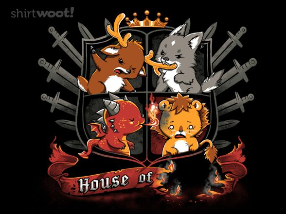 House of Malcontent: Thrones Houses, Games Of Thrones Shirts, Nerdy Stuff, Charms, Songs, Malcont, Woot Shirts, Geekeri, Shoulder Length Hair