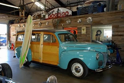 woody station wagon!!