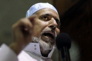 A controversial imam is urging immigrant Muslims in the United States to wage war for Islam. That would mean violence against average American citizens, he is calling for acts of terror in the homeland. Where is Homeland Security? Shouldn't this be addressed & maybe even STOPPED? HOMELAND SECURITY IS PART OF THE PROBLEM NOT THE SOLUTION, OBAMA'S GESTAPO, bringing Shiria Law to AMERICA!