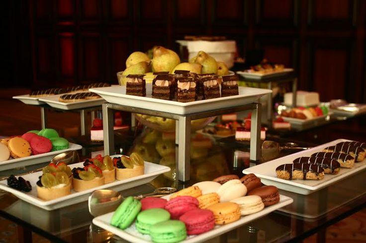 Dessert Station #treats #dessertgoodies