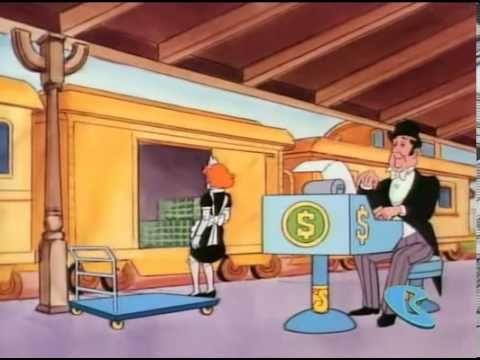 Ricky Ricón - Caricatura - Cabernicola - La pequeña Irona - El gran robo...