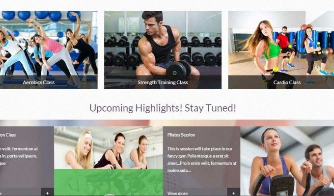 Fitness Motivations, premium wordpress fitness theme!  Features: Unlimited Color Schemes 6 Custom Widgets Included Shortcode Madness Revolution Slider Enhanced Classes Grid Page Trainers Grid Page Special Timetable Page Custom Post Types  #wordpress #fitness #trainers   http://goo.gl/Jkxbi2