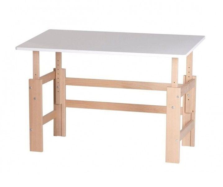 Manis H Justierbarer Schreibtisch Kinder Schreibtisch Schreibtisch Buche Schreibtisch