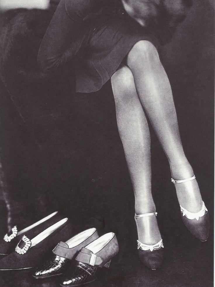 Shoe advertisement, 1925.