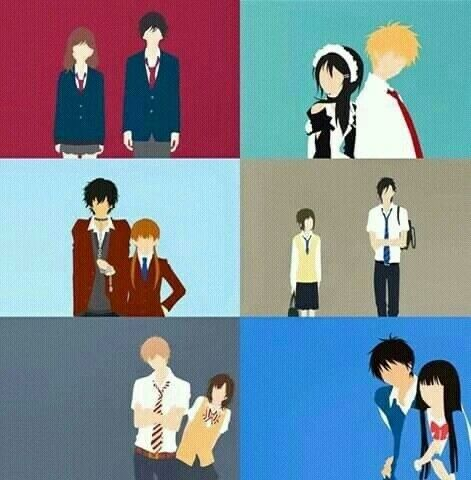 Shoujo animes | Ao haru ride, kaicho wa maid sama, tonari no kaibutsu kun, say I love you, the wolf girl and the black prince, and kimi ni todoke...(All animes i've watched)