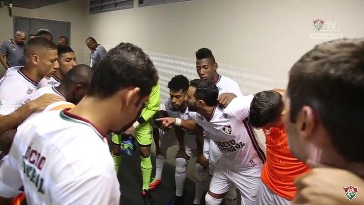 Vídeo – Os bastidores da vitória de virada sobre o Botafogo